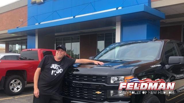 Feldman Chevrolet New Hudson >> Feldman Chevrolet Of New Hudson