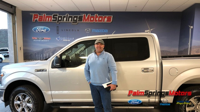 Palm Springs Ford >> Palm Springs Motors