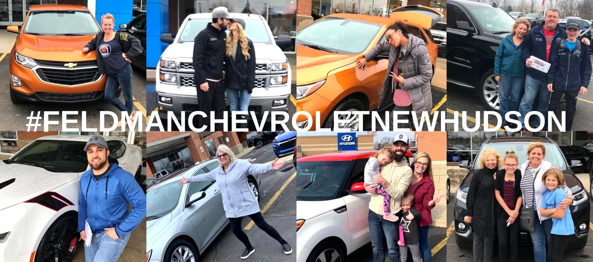 Feldman Chevrolet New Hudson >> Feldman Chevrolet Of New Hudson Is A New Hudson Chevrolet