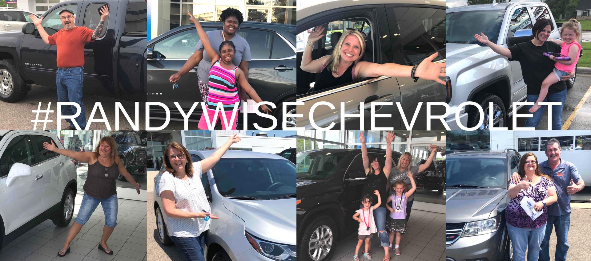 Randy Wise Chevrolet is a Flint Chevrolet dealer and a new ... | randy wise chevrolet flint mi